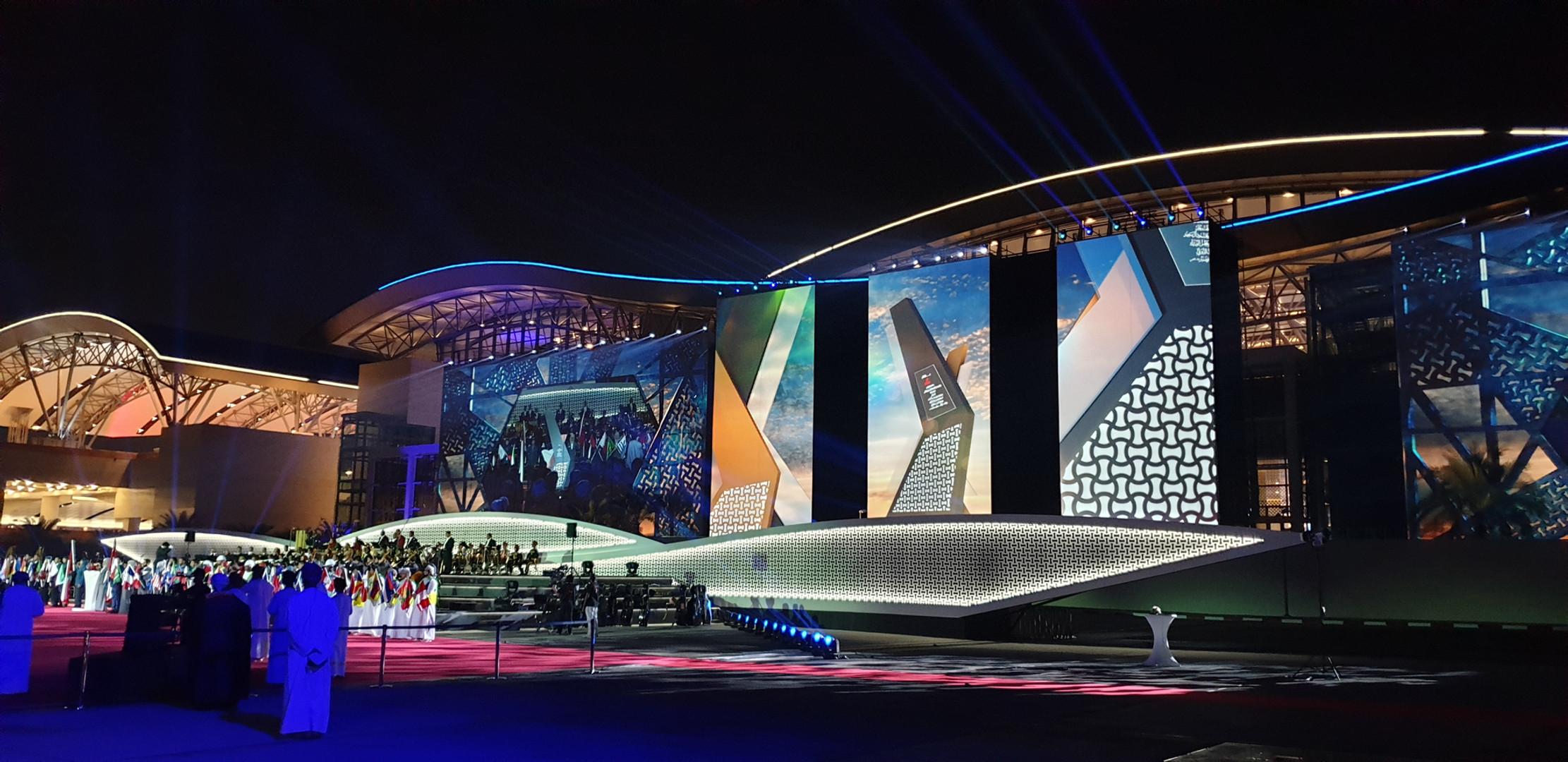 Muscat International Airport Grand Opening