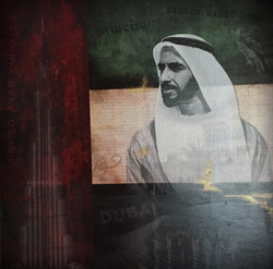 Iconic Sheikh Zayed