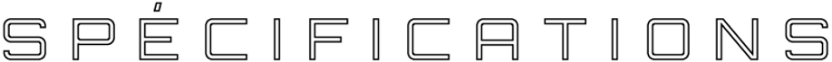Phenomen-Specifications