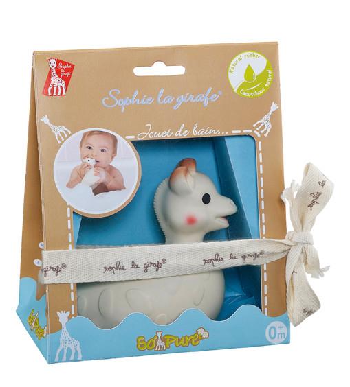 220118 - So'pure bath toy Sophie la gira