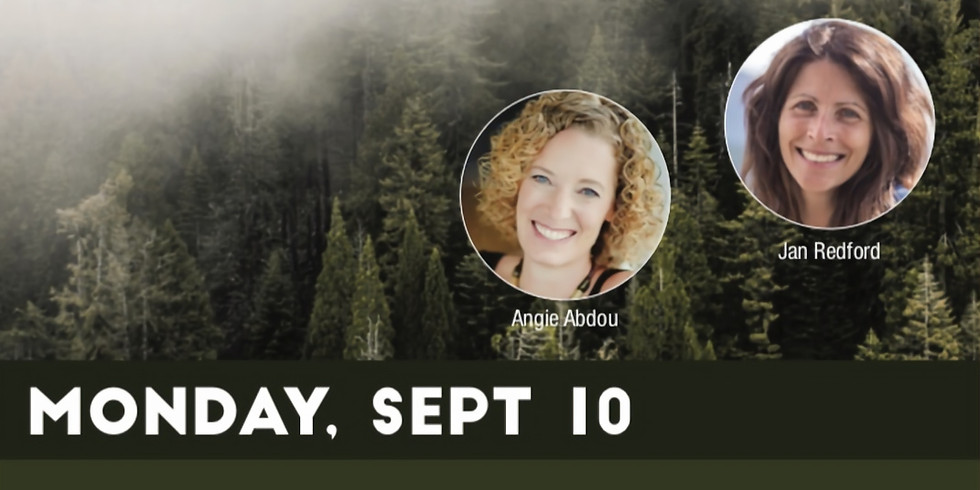 Memoir, Marriage, Motherhood and Mountains: Angie Abdou and Jan Redford in Conversation with Hal Wake
