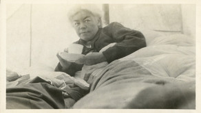 Isobel in L'Anse au Loup  June 25 - June 28, 1915