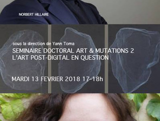 ART & MUTATIONS 2 : L'art post-digital en question