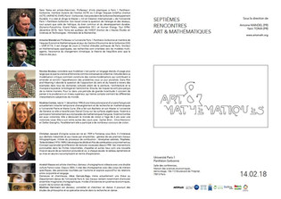 Art & Mathématiques - Nouer/Dénouer