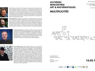 Art & Mathématiques - Multiciplités