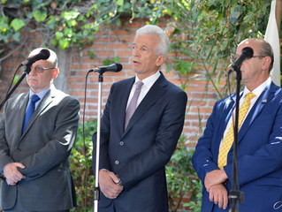Galería: 198 Aniversario Independencia de Grecia