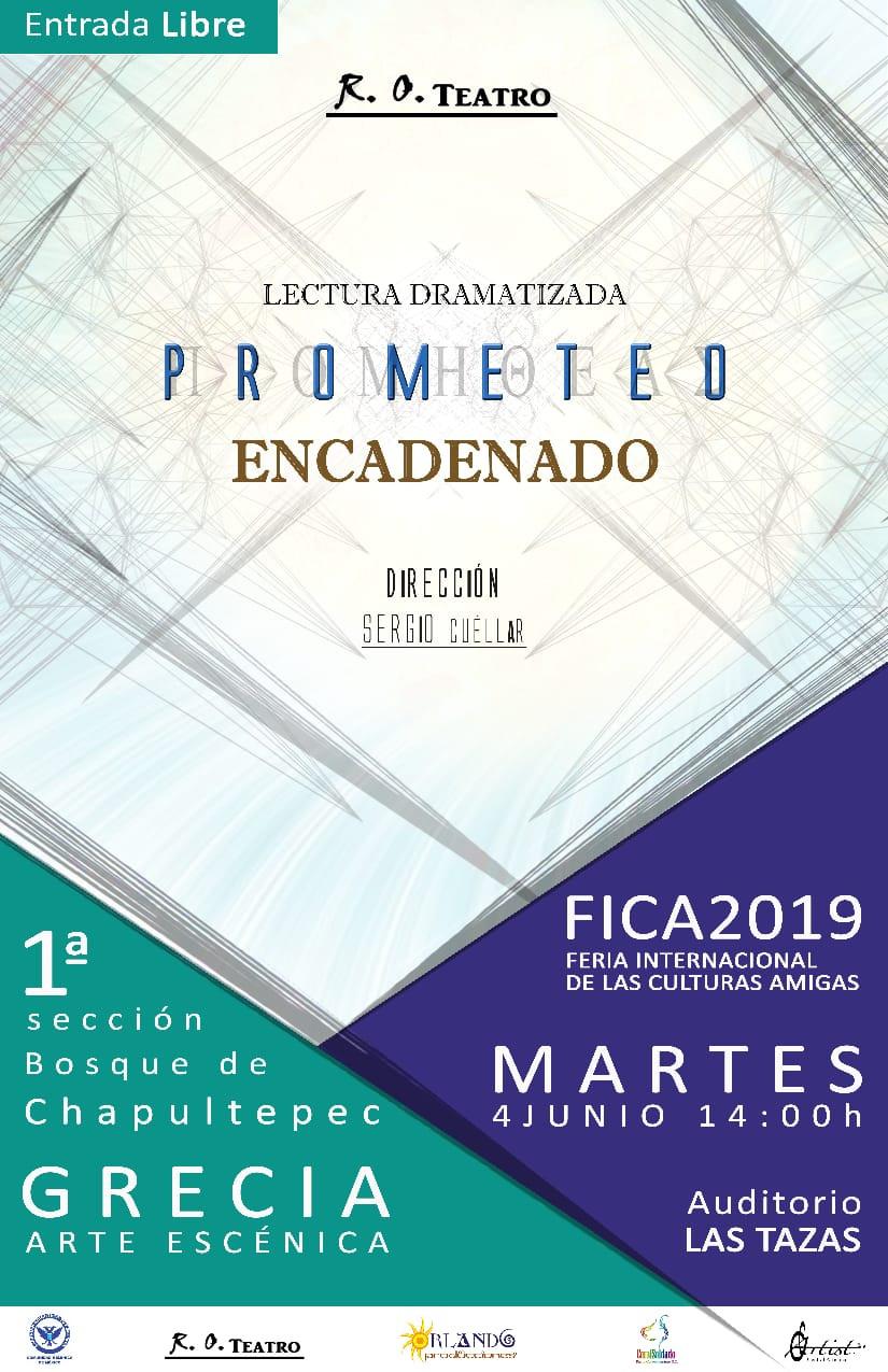 POSTER PROMETEO ENCADENADO