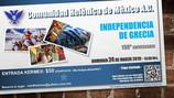 Programa: 198 Aniversario Independencia de Grecia