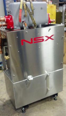 NSX cool down