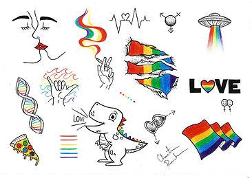 Love is Love by Christine Rowntree.jpg