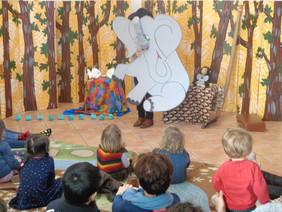 OREILLES ENCHANTEES Enseigne des contes