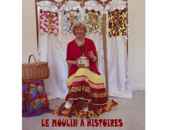 LE MOULIN A HISTOIRES - enseigne des con