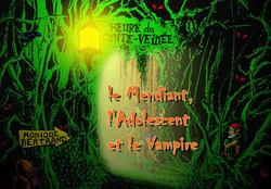 LE MENDIANT L'ADOLESCECENT ET LE VAMPIRE