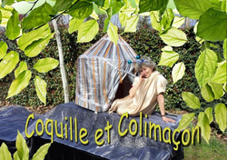 COQUILLE ET COLIMACON - enseigne des con
