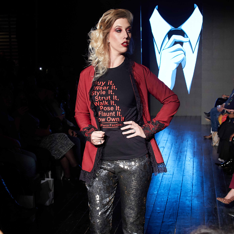 Model: Kimberly Spurgeon
