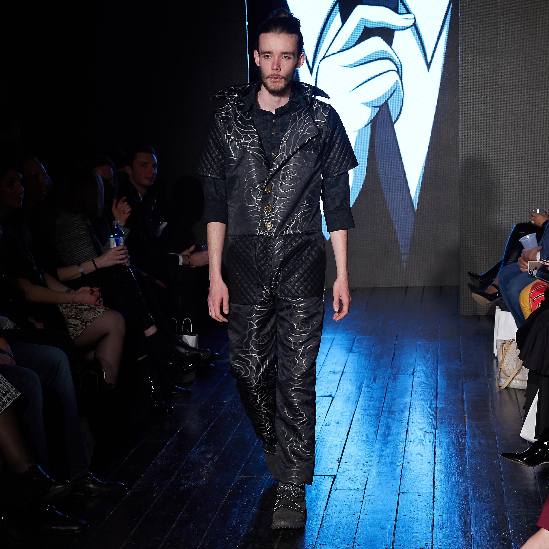 Model: Ben Joyner