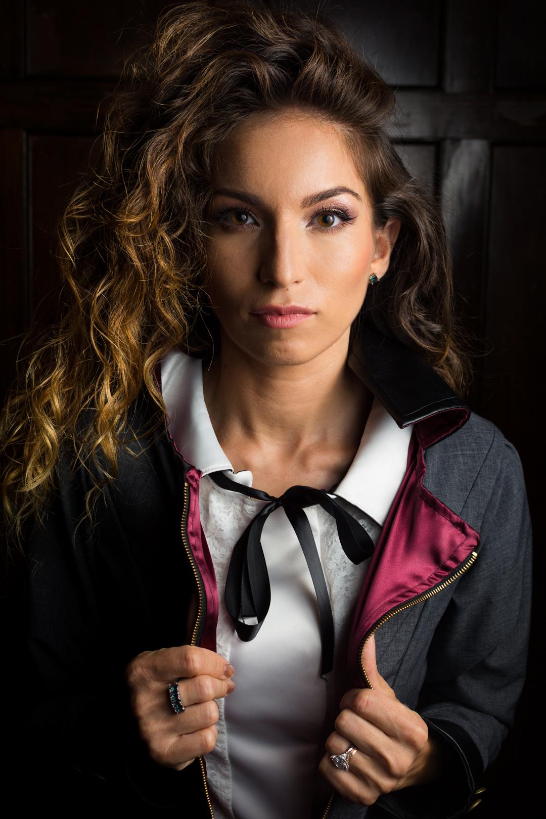 Model: Jennet Norman