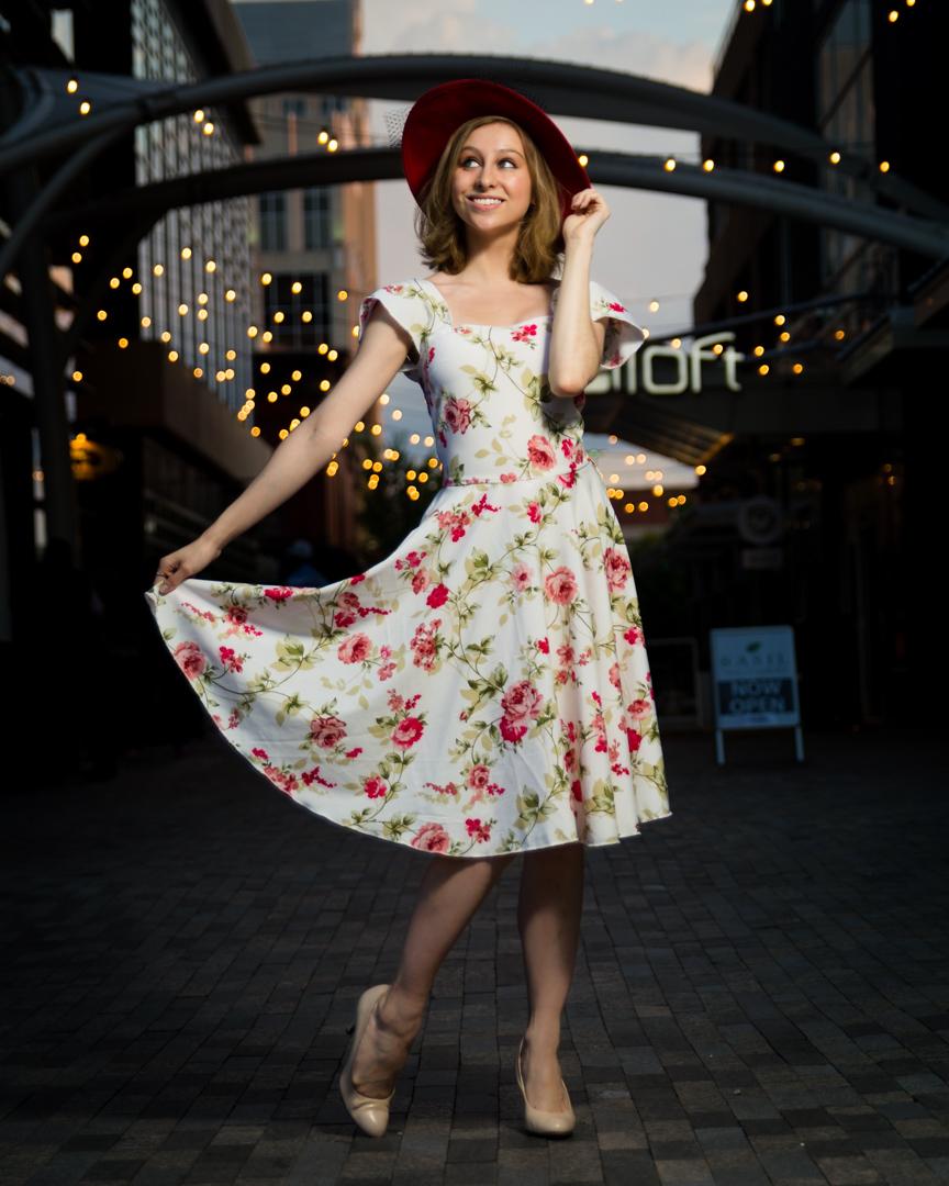 Model: Ekaterina Nechayeva