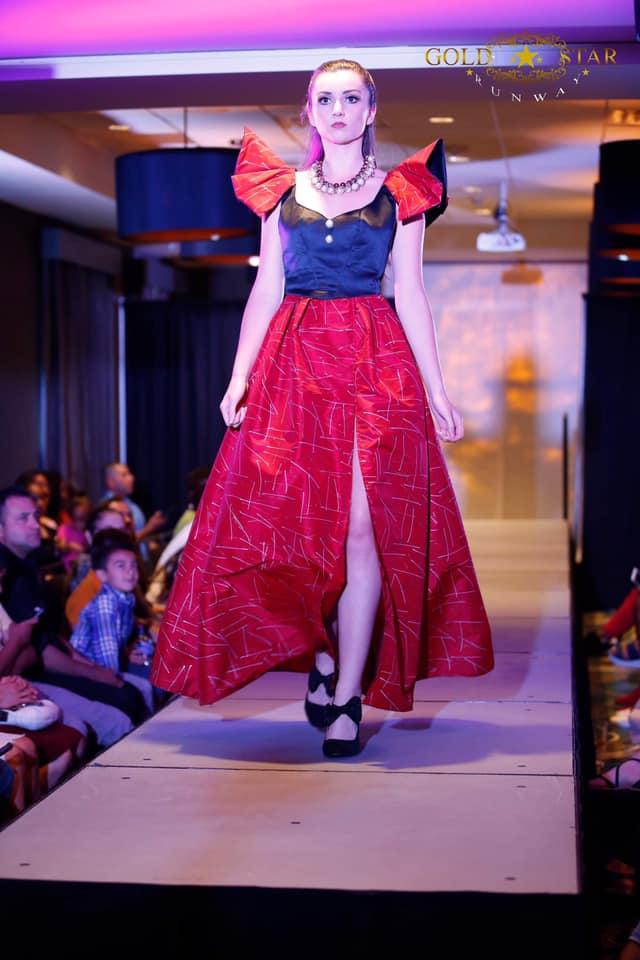 Model: Sierra Foley