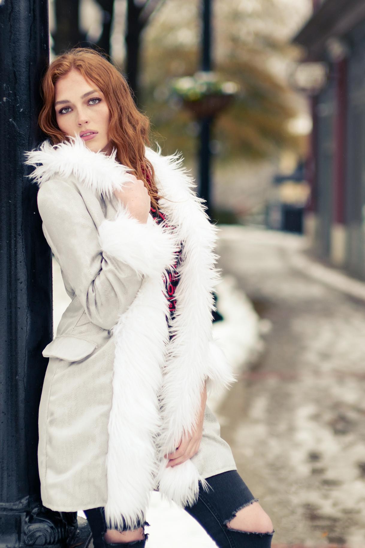 Model: Riley Spearman