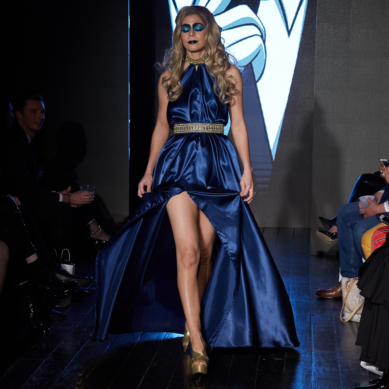 Model: Kathleen Greyhame