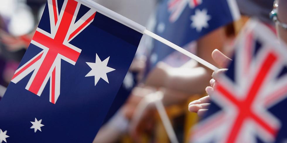 Australia Day Service 2020