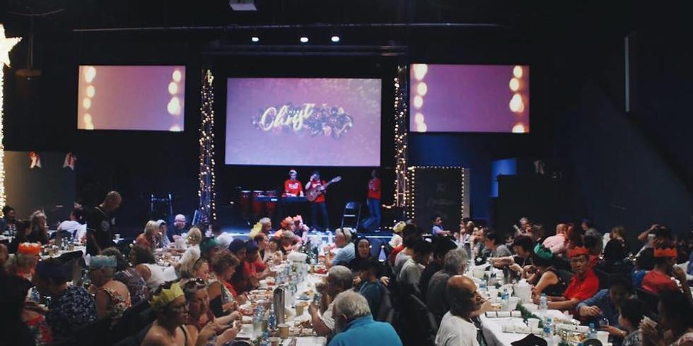 Christmas Community Lunch 2019