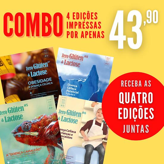 Revista Zero Glúten & Lactose