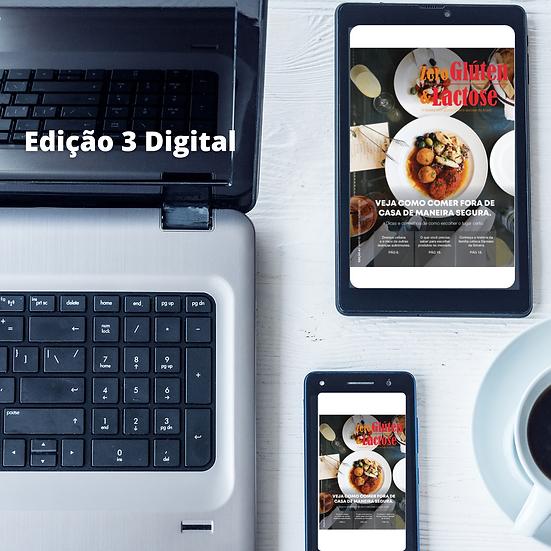 Revista Zero Glúten & Lactose - Edição 3 Digital