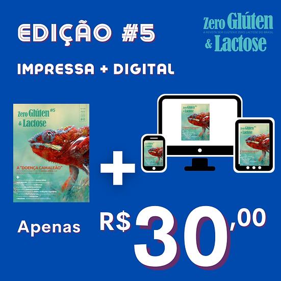 Edição #5 - Versões Impressa + Digital