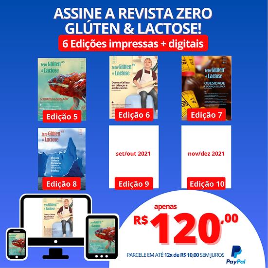 Assinatura Impressa + Digital