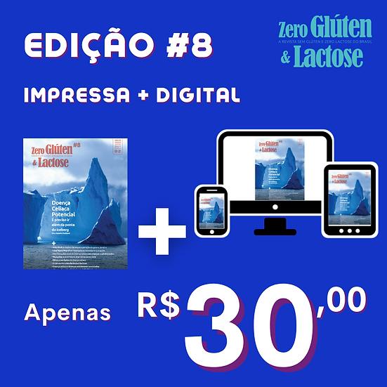 Edição 8 - Versões impressa e digital
