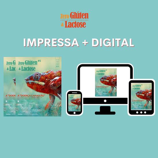 Edição #5 - Revista Impressa e Digital