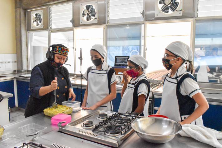 Laboratorio de Cocina