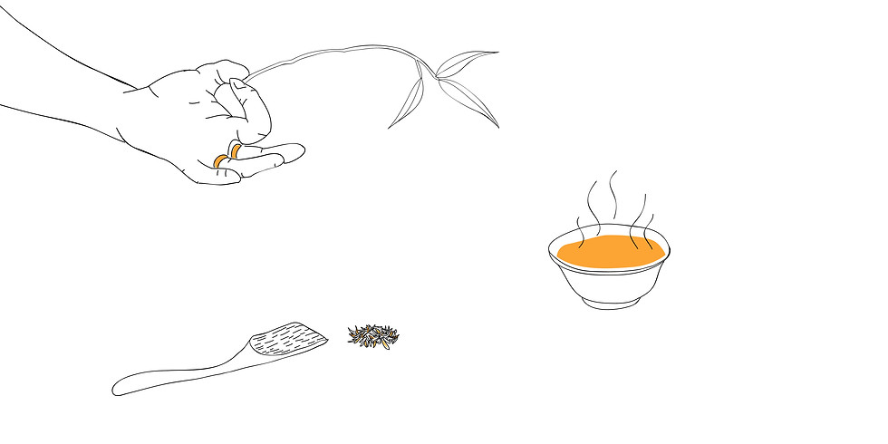 Tea Session #3: Tee & Zen
