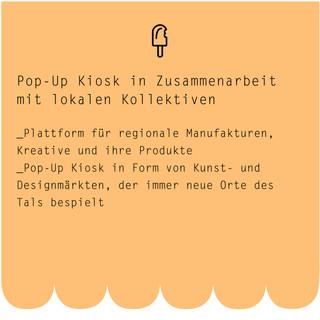 Pop-Up Kiosk