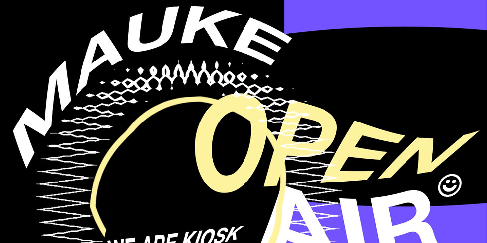 Mauke Open Air / The Last Sundance / 1 Jahr WE ARE KIOSK