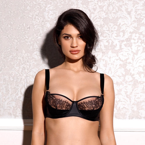 Dusk Leavers Lace Bra