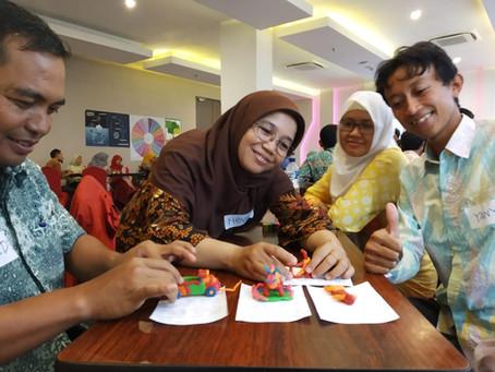 Pelatihan Inovatif Didaktik dan Character Building SMK Negeri 2 Subang