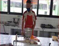 Pembelajaran Peraktik Pembuatan Nuget Ay