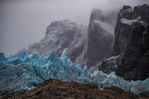 Balmaceda Ice
