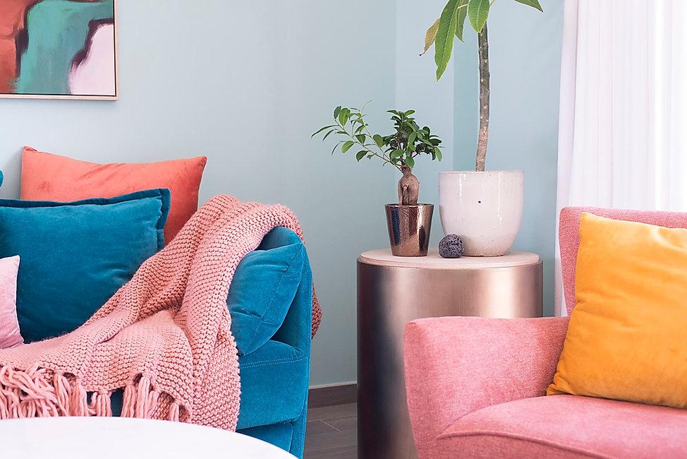 Noogar, Proyecto de interiorismo en Fuerteventura, Caleta de Fuste, diseño y decoración del hogar