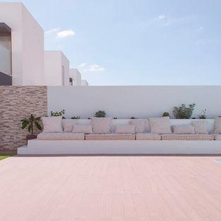 Proyecto de diseño y decoración de exterior en Villaverde, Fuerteventura