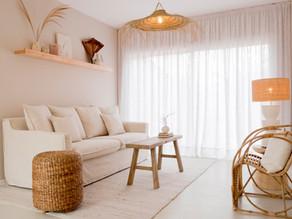 La vida Slow-Living: Nuestro proyecto de Interiorismo y Decoración para un apartamento en Corralejo.