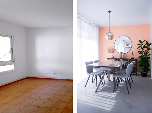 House renovation and expansion project in the Tres Islas urbanisation, Corralejo, Fuerteventura.