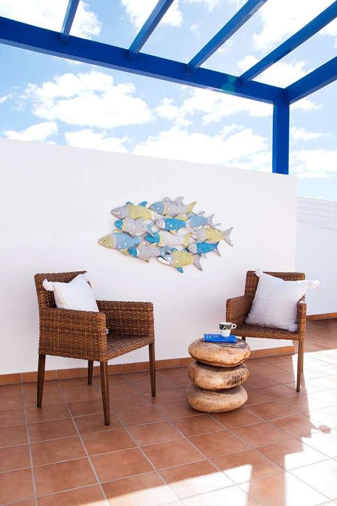 Project in Gran Tarajal, Fuerteventura, Canary Islands