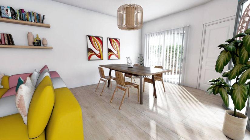 3D - Proyecto de interior design en Playa Blanca, Puerto del Rosario, Fuerteventura.