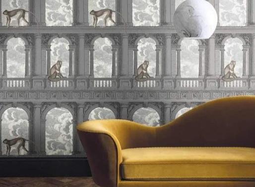 El Arte del Papel Pintado - The Art of Wallpaper