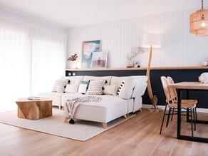 🇬🇧 Designing an Industrial Chic/Modern Bohemian villa in Fuerteventura.