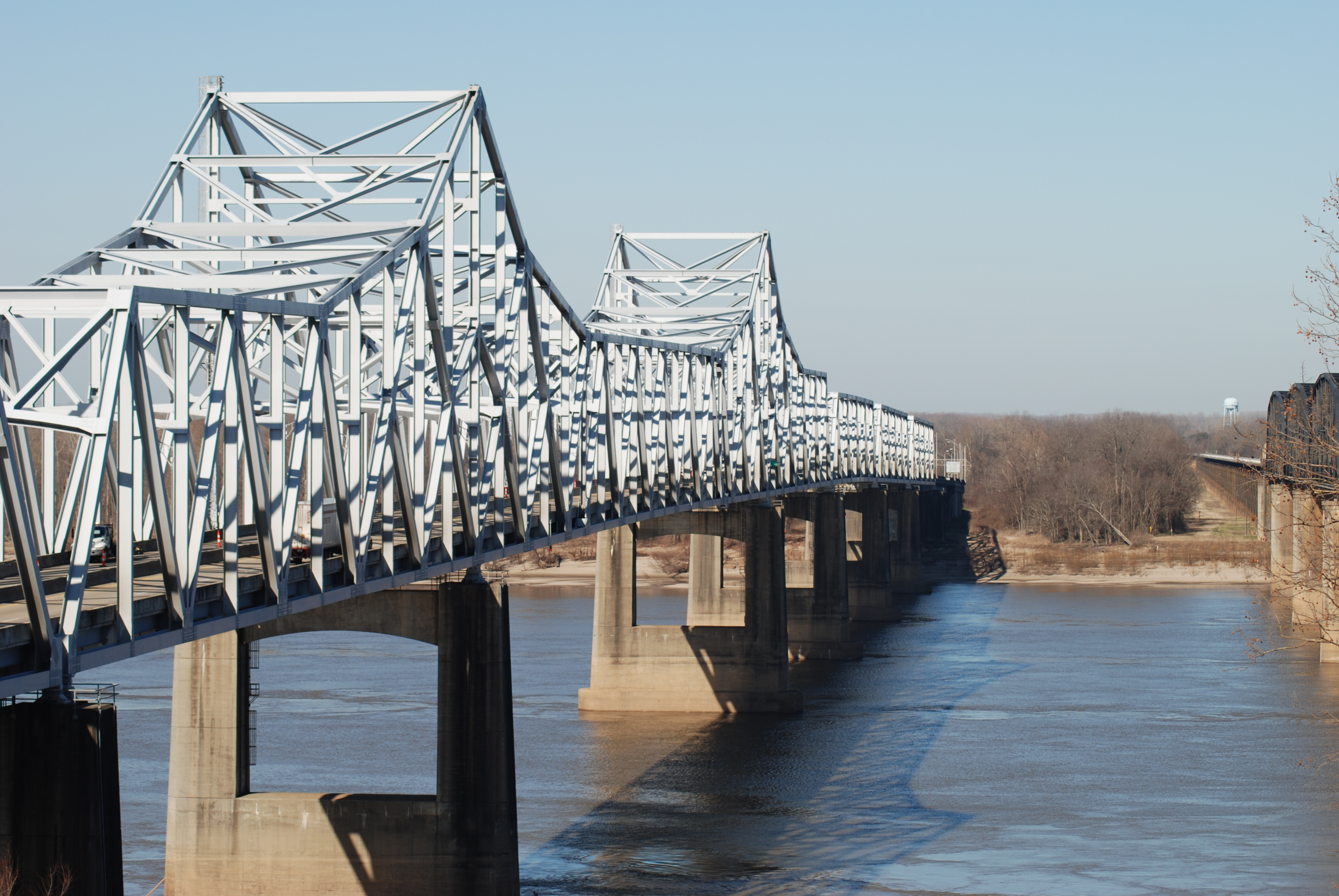 New MS River Bridge